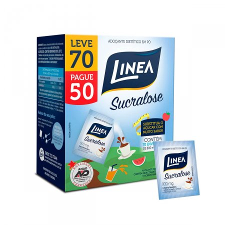 LINEA ADOCANTE  ENVELOPES LEVE 70 PAGUE 50 0,8G CADA