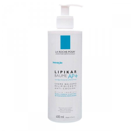 Hidratante Corporal Lipikar Baume AP+