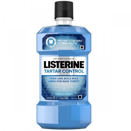 Antisséptico Bucal Listerine Tartar Control