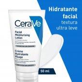 CERAVE LOCAO FACIAL HIDRATANTE 52ML