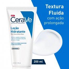 CERAVE LOCAO HIDRATANTE 200ML