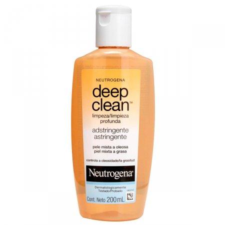 Adstringente Facial Neutrogena Deep Clean