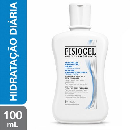 FISIOGEL LOCAO CREMOSA 100ML