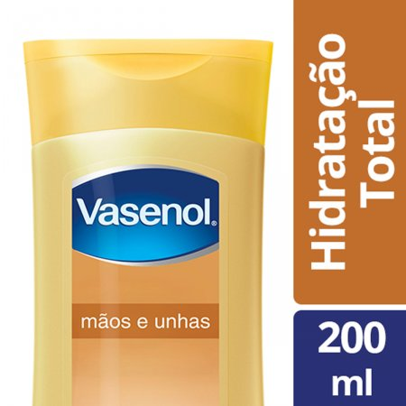 VASENOL LOCAO TOTAL NUTRICAO PARA MAOS E UNHAS 200ML