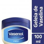 GELEIA DE VASELINA 100% PURA ORIGINAL 100G