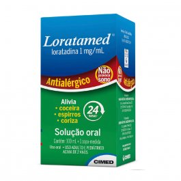 LORATAMED 1MG XAROPE 100ML