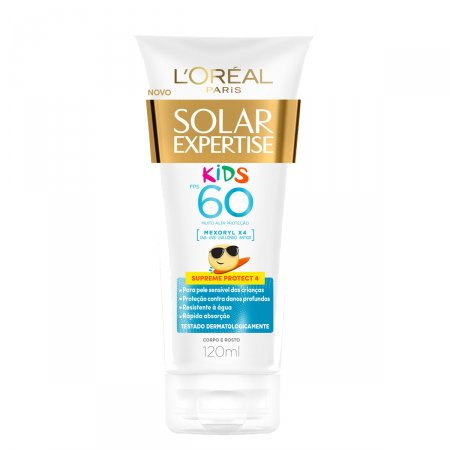 LOREAL SOLAR EXPERTISE LOCAO KIDS FPS60 120ML