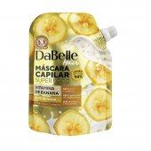 Máscara Capilar Dabelle Vitamina de Banana + Leite de Aveia 100g