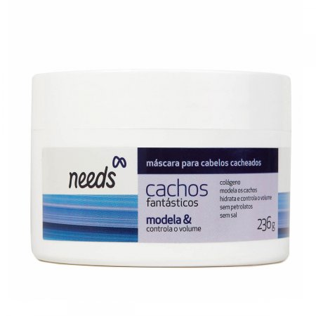 NEEDS CACHOS MASCARA 236G