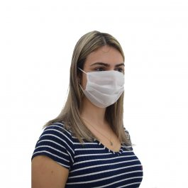 Máscara Descartável de Tripla Proteção Needs