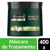 TRESEMME MASCARA DE TRATAMENTO BAIXO POO 400G