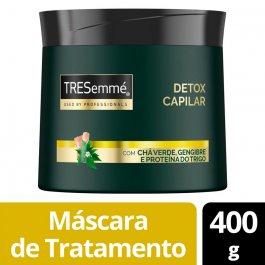 Máscara de Tratamento TRESemmé Detox Capilar com 400g