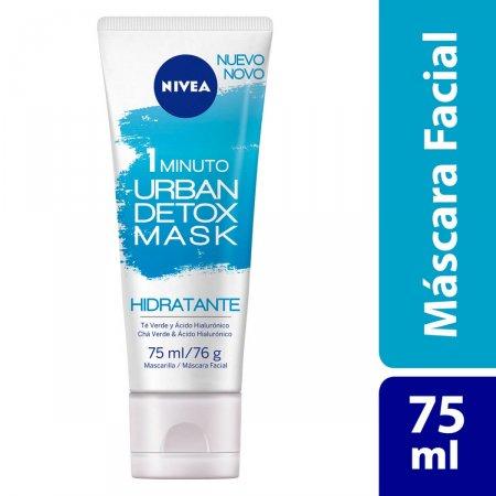 Máscara Facial Nivea Urban Detox Hidratante