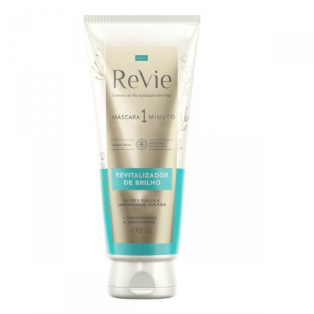 REVIE MASCARA REVITALIZADOR DE BRILHO 170ML