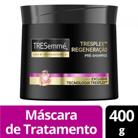 Máscara de Tratamento Intensivo Pré-Shampoo TRESemmé TRESplex Regeneração