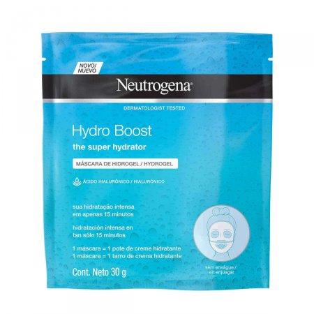 Máscara de Hidrogel Facial Neutrogena Hydro Boost