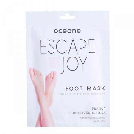 Máscara Hidratante para os Pés Océane Escape & Joy