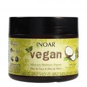 Máscara de Nutrição Inoar Vegan