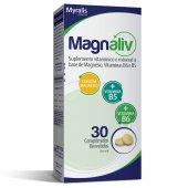 Suplemento Vitamínico Magnaliv