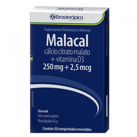 Malacal 250mg + 2,5mcg