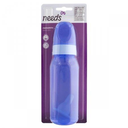 Mamadeira Needs Clean Azul