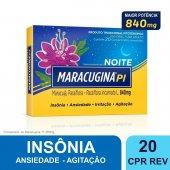 Maracugina PI 840mg com 20 Comprimidos