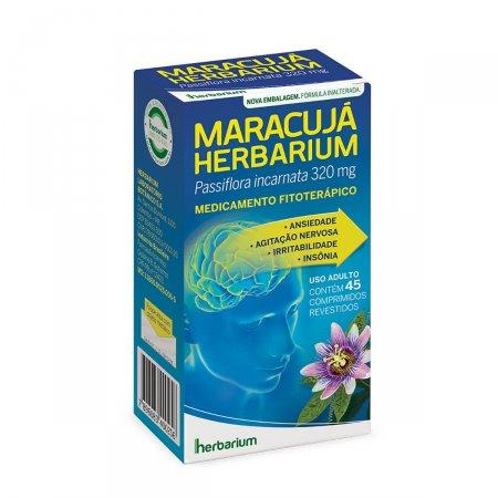 HERBARIUM MARACUJA 45 CAPSULAS