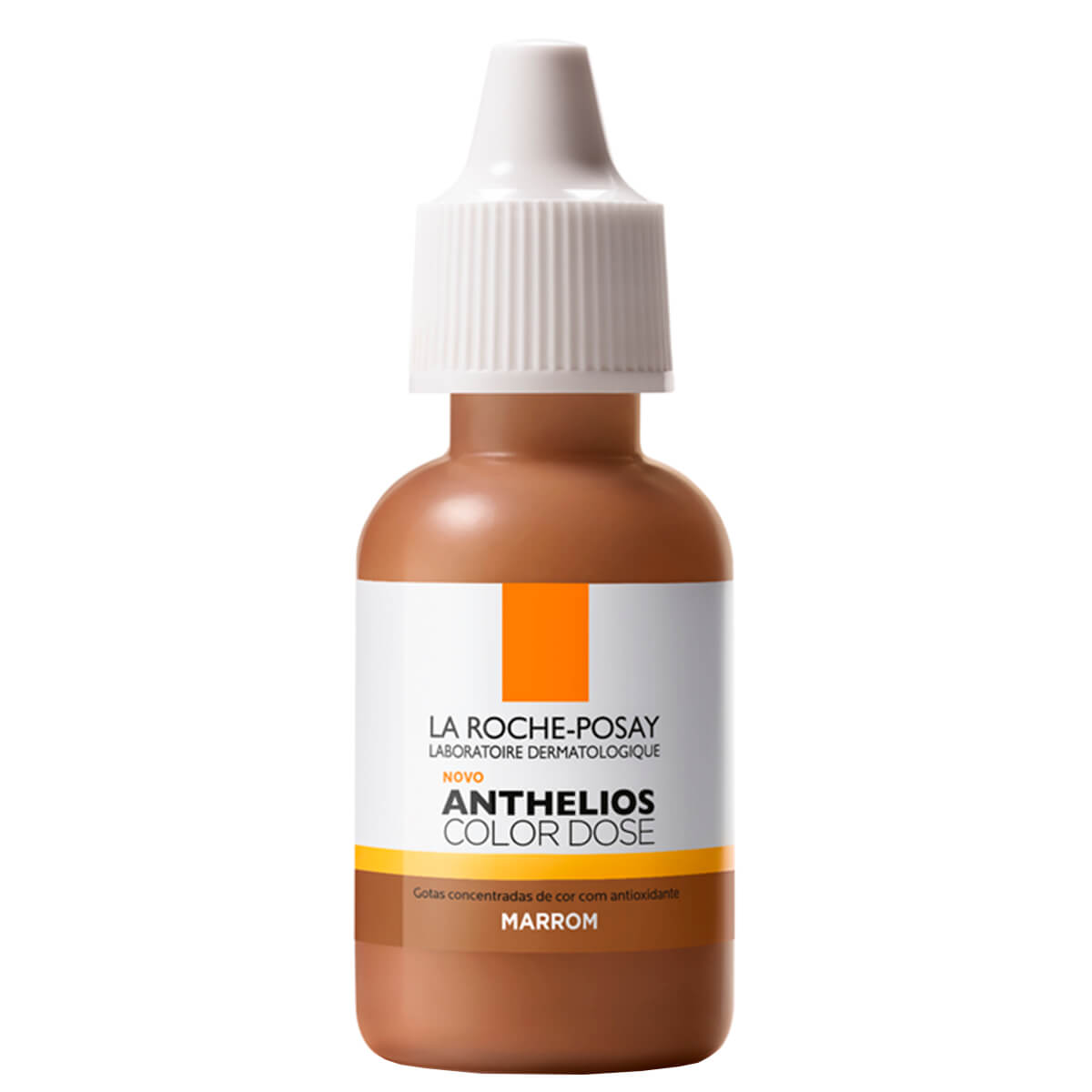 Pigmento Facial Anthelios Color Dose Marrom La Roche-Posay 17ml