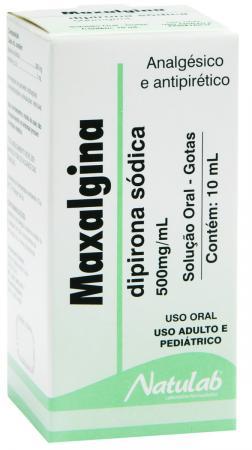 Maxalgina 500mg