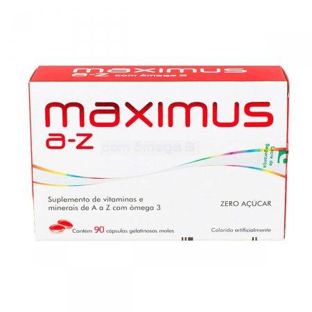 MAXIMUS A-Z COM 90 CAPSULAS
