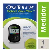 Medidor OneTouch Select Plus Flex