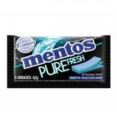 Goma de Mascar Mentos strong Mint 3