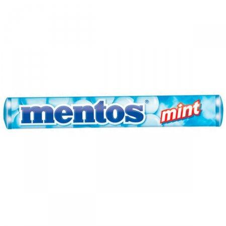 MENTOS BALA STICK MINT 38G