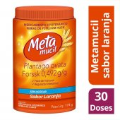 METAMUCIL COMPLEMENTO SOLUVEL POTE 174 G