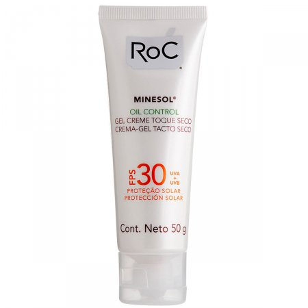 Protetor Solar Roc Minesol Oil Control FPS30