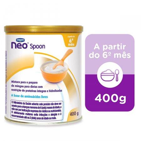 NEO SPOON LEITE INFANTIL 400G