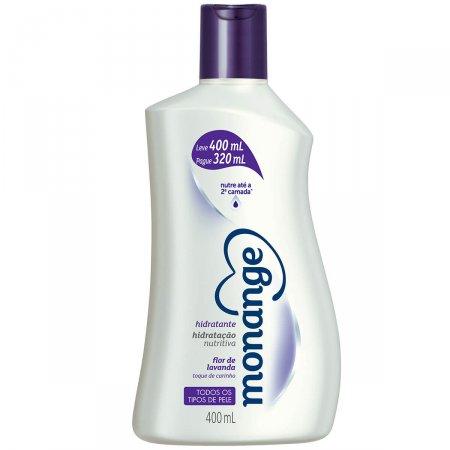 Hidratante Desodorante Monange Flor de Lavanda