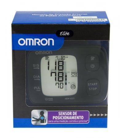 Monitor Digital de Pressão Automático de Pulso HEM 6221