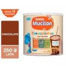 Cereal Infantil Mucilon Crescidinhos Chocolate 250g