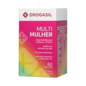 DROGASIL MULTI MULHER 60 CAPSULA