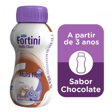 Multifiber Fortini Chocolate