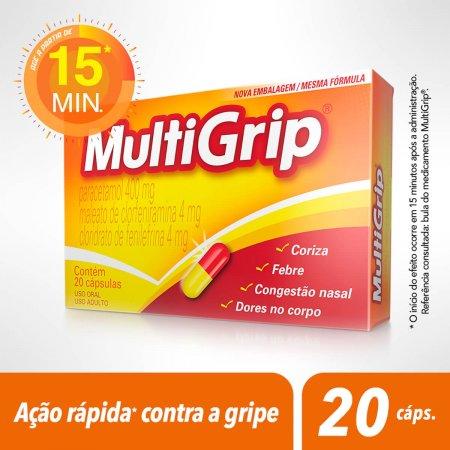 MULTIGRIP 20 CAPSULAS