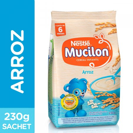 MUCILON CEREAL INFANTIL ARROZ/230G