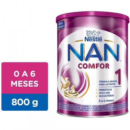 NAN COMFOR 1 FORMULA INFANTIL 800G