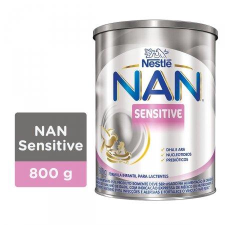 NAN FORMULA INFANTIL SENSITIVE 800G