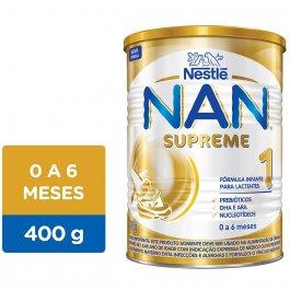 Fórmula Infantil NAN Supreme 1 com 400g