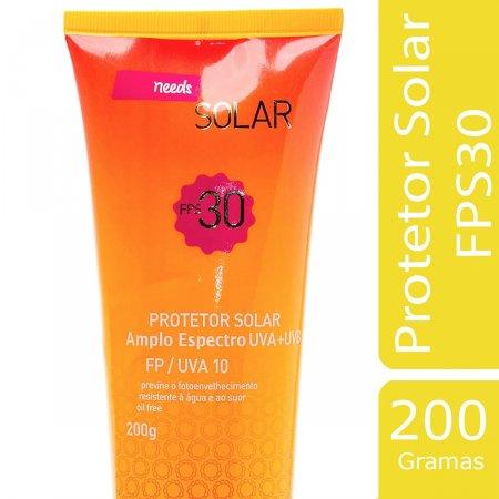 Protetor Solar Needs FPS 30