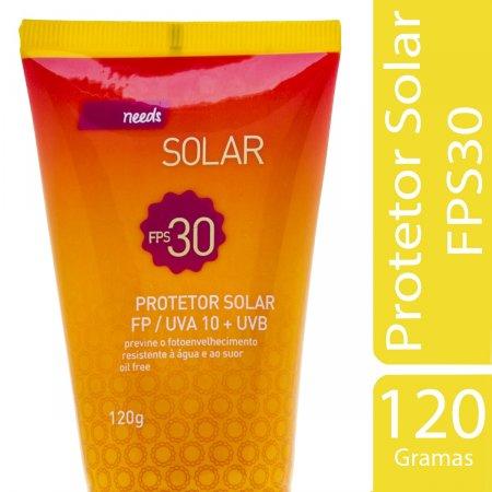 NEEDS SOLAR PROTETOR CORPO FPS30 120G