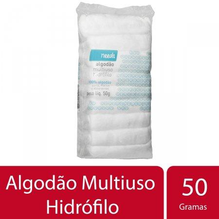 NEEDS ALGODAO ZIG-ZAG 50g