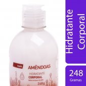 NEEDS HIDRATANTE CORPORAL AMENDOAS 248G